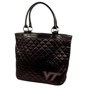 Little Earth NCAA Sport Noir Quilted Tote Bag; Arizona State Sun Devils