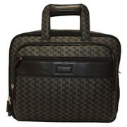 Rioni Aristo Travel Carrier Laptop Briefcase; Black