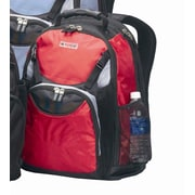 G-Tech The Techno Backpack; Red