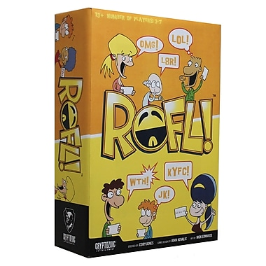 Cryptozoic ROFL! Board Game