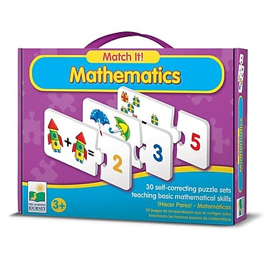 The Learning Journey Match It! Math