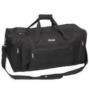 Everest 25'' Classic Travel Duffel; Black