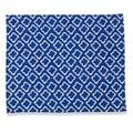 Couleur Nature Tile Placemat (Set of 4); Blue