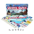 Late for the Sky Witchita-Opoly Board Game