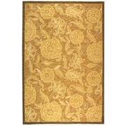 Safavieh Chelsea Light Brown / Ivory Area Rug; 8'9'' x 11'9''