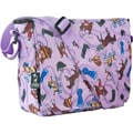 Wildkin English Riding in Purple Kickstart Messenger Bag