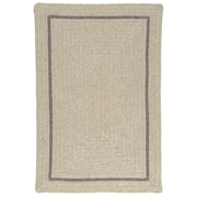 Colonial Mills Shear Natural Cobblestone Area Rug; 3' x 5'