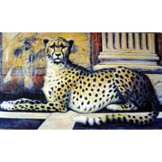 Custom Printed Rugs Door Mats Cheetah Doormat