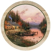 Thirstystone The End of a Perfect Day Coaster (Set of 4)
