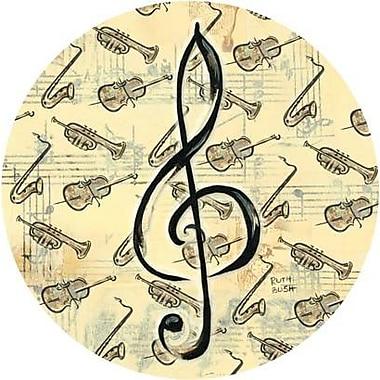 Thirstystone Music Study Coaster (Set of 4)