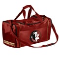 Forever Collectibles NCAA 11'' Travel Duffel; Florida State Seminoles