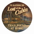 Thirstystone Lost at the Cabin Coaster (Set of 4)