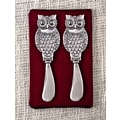 Thirstystone Owl Spreader (Set of 2)