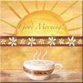 McGowan Tuftop Coffee Time Trivet