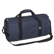 Everest 20'' Basic Round Travel Duffel; Navy