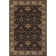 Couristan Everest Midnight Herati Palm Rug; 7'10'' x 11'2''