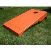 Driveway Games Company All Weather Corntoss Bean Bag Game Set; Orange