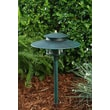 Dabmar Lighting 1 Light Landscape Lighting; Patina Green