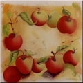 McGowan Tuftop Apples Trivet