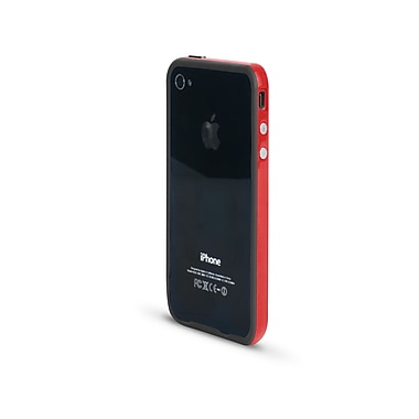 iessentials iPhone 5 Universal Bumper Case; Red