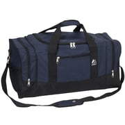 Everest 20'' Travel Duffel; Navy/Black