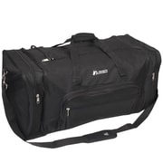 Everest 30'' Classic Travel Duffel; Black