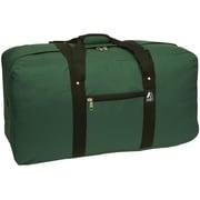 Everest 30'' Heavy Duty Cargo Travel Duffel; Green