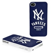 Forever Collectibles MLB Hard iPhone Case; New York Yankees - Blue