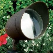 Dabmar Lighting 1-Light Spot Light; Bronze