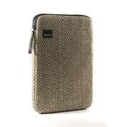 Antenna Straw Weave Laptop Sleeve for Macbook; 17''