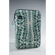 Antenna Summer Green Laptop Sleeve for Macbook; 15''
