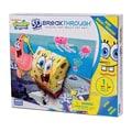 Mega Brands 100 Piece 3D Breakthrough Sponge Bob and Patrick Puzzle