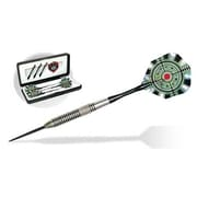 Dart World Sharp Shooter Steel Tip Darts w/ Clam Case (Set of 3); 26 grams, 18126