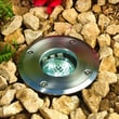 Dabmar Lighting 1 Light Adjustable In-Ground Well Landscape Light