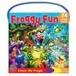 MasterPieces Froggy Fun 24 Piece Jigsaw Puzzle
