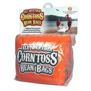 Driveway Games Company Four Pieces Bean Bag Game Set; Orange