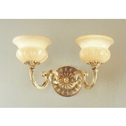 Classic Lighting Morena 2 Light Wall Sconce