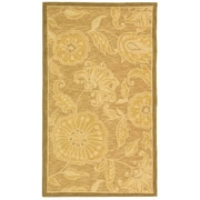 Safavieh Chelsea Light Brown / Ivory Area Rug; 2'9'' x 4'9''