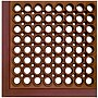 Crown Matting Safewalk Light Mat; Terra Cotta