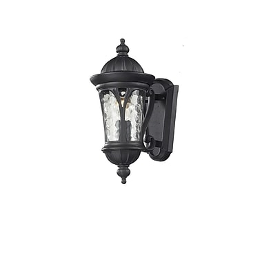 Z-Lite Doma 1 Light Outdoor Wall Lantern