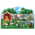 Melissa & Doug® Pet Party Shaped Puzzle, 32 Pieces