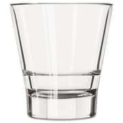 Libbey® DuraYuff® Endeavor Double Old Fashioned Glass, 12 oz., 12/Pack