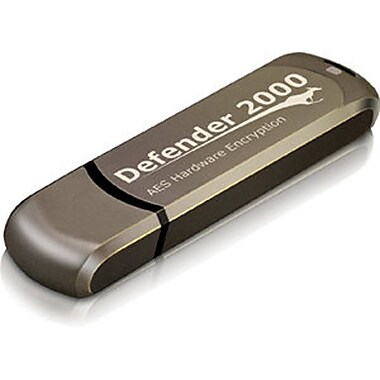 Kanguru 16GB Defender 2000 Secure USB Flash Drive