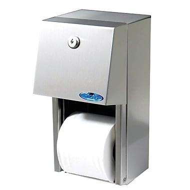 Frost Multi-Roll Toilet Paper Roll Dispenser, Stainless Steel