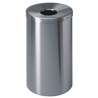 Frost Lobby Waste Receptacle, 125-Litre, Stainless Steel