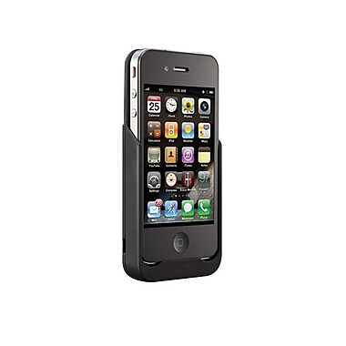 Digipower® Boost Slim Power Case F/iPhone, Black