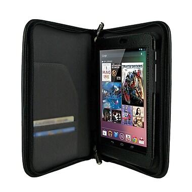 rooCASE Executive Portfolio Leather Case Cover for Nexus 7