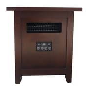 Stonegate Shelby Place 6000 BTU 120 Volt End Table Infrared Heater with Remote Control