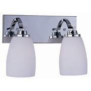 Maxim Lighting Desi 2 - Light Bath Vanity; Polished Chrome