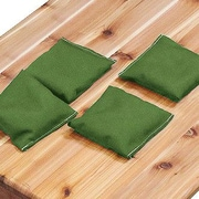 Gronomics Bean Bag (Set of 4); Green